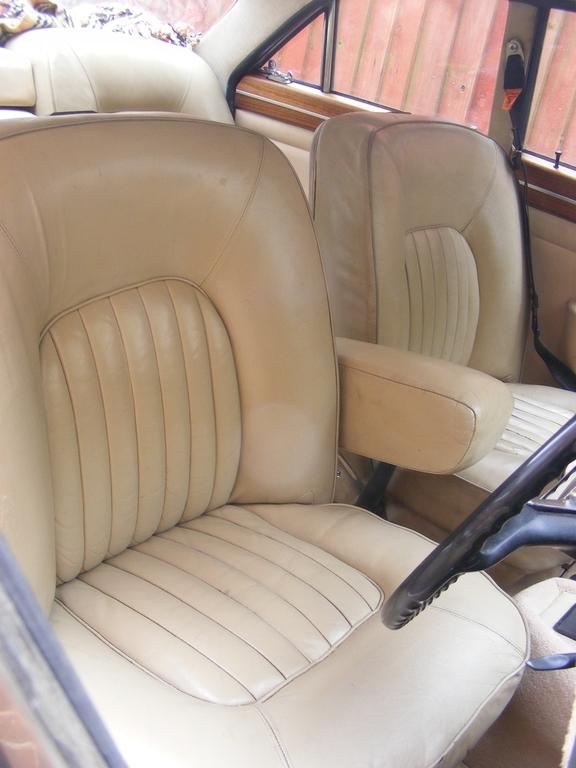 restoring damaged and creased leather car seats. Black Bedroom Furniture Sets. Home Design Ideas